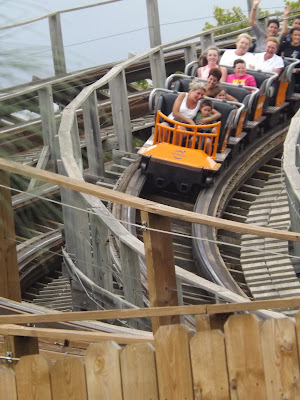 PortAventura Park Salou Spain Steves Roller Coaster Review Blog - Reduction port aventura