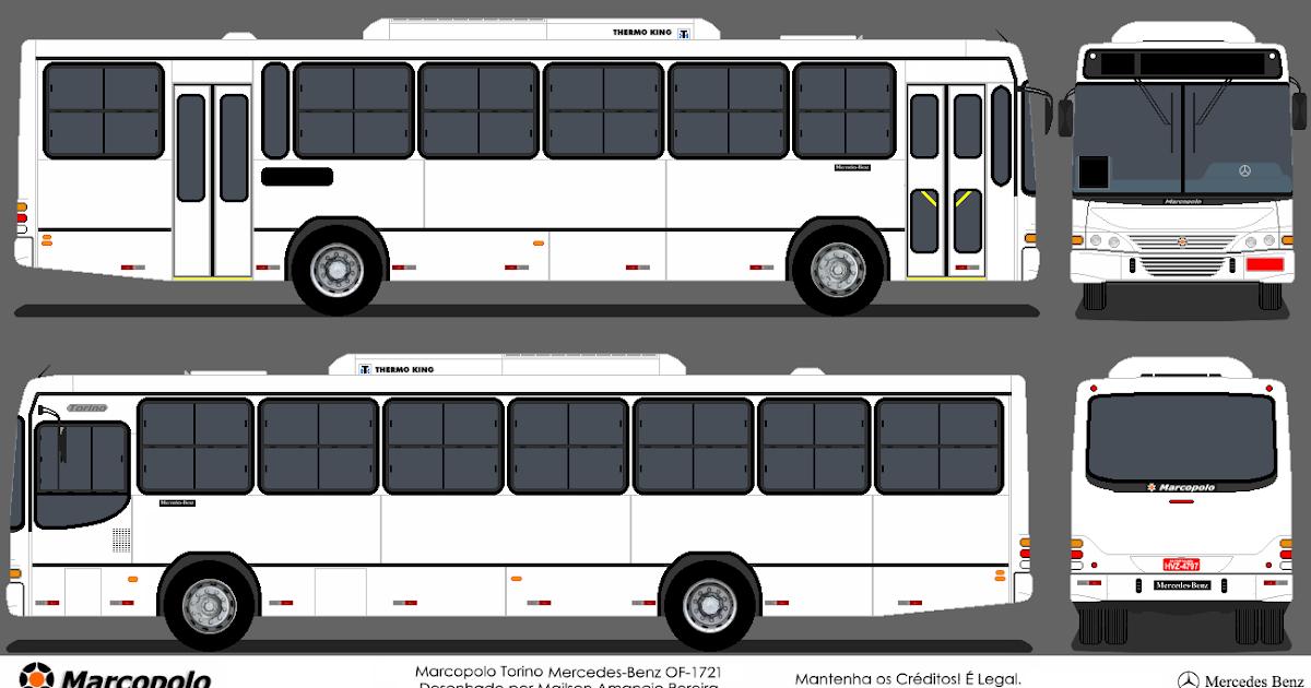 Marco Polo Torino : Buscar bus desenho de ônibus marcopolo torino