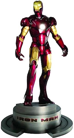 Mandarin (Marvel Comics) Character Review - Iron Man Statue Product