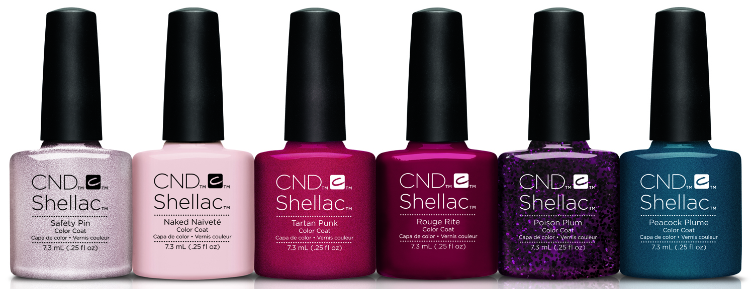 Chalkboard Nails News: CND Fall 2015 Contradictions Collection