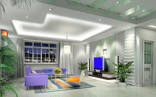 modern stylish home design interior - Stylish Home Designs