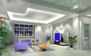modern stylish home design interior - Stylish Home Designs