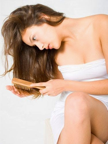Tips for greasy hairs