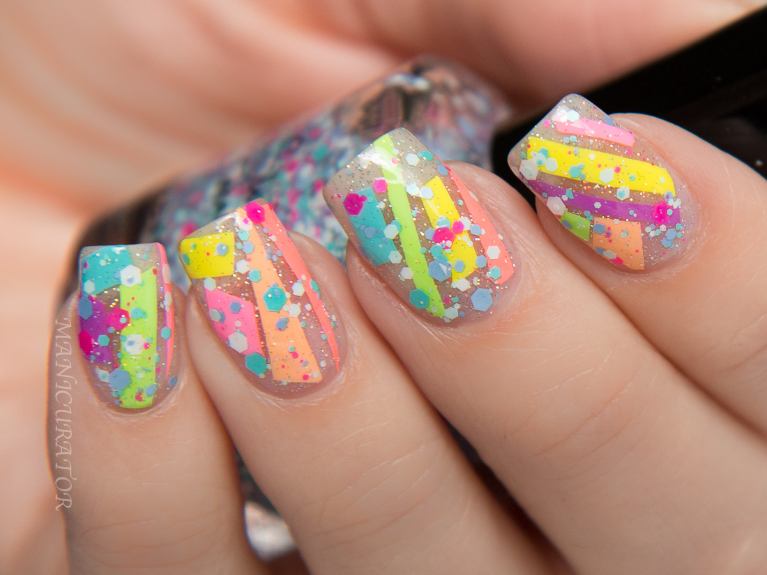 manicurator: KBShimmer Summer 2015 Collection Part 1 - Sun Bleached ...