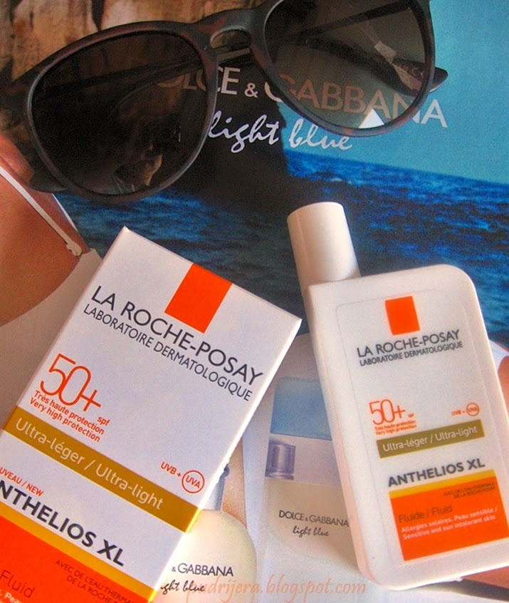 la roche posay ultra light fluid anthelios xl