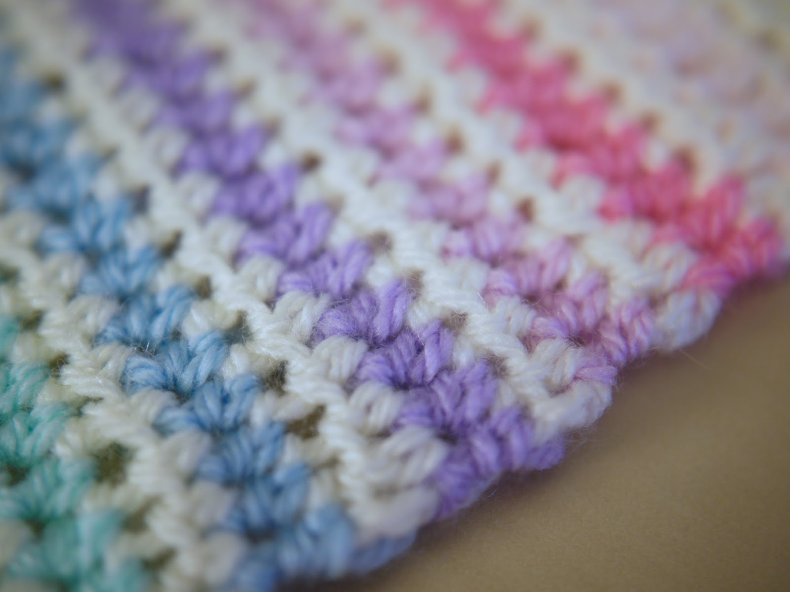 Crochet Stitches Bella Coco : ... Treble/Half Double stripe crochet pattern - Bella Coco by Sarah-Jayne