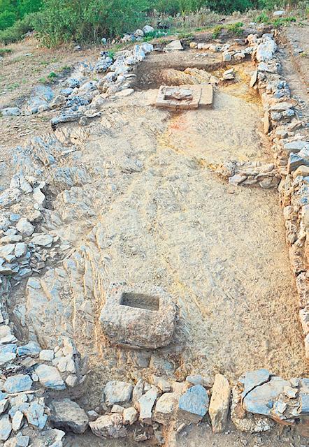Η σκαπάνη βρήκε Ακρόπολη και ιερό