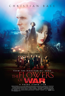 Flowers of War - The film is touted as an epic story of love and sacrifice.