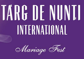 Targ de nunti International Mariage Fest de Black Friday - program