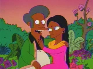 """Apu imresiona a Manjhula,""""Me Acompaña Cupido"""