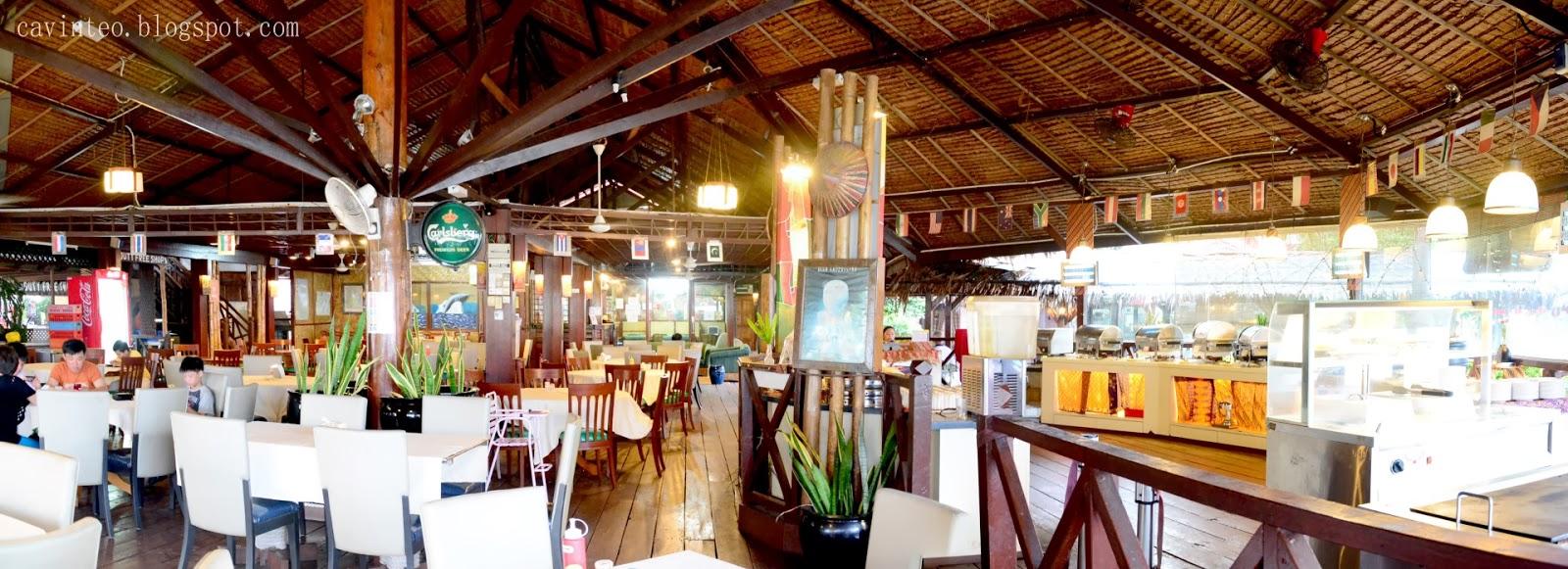 café restaurant the talk