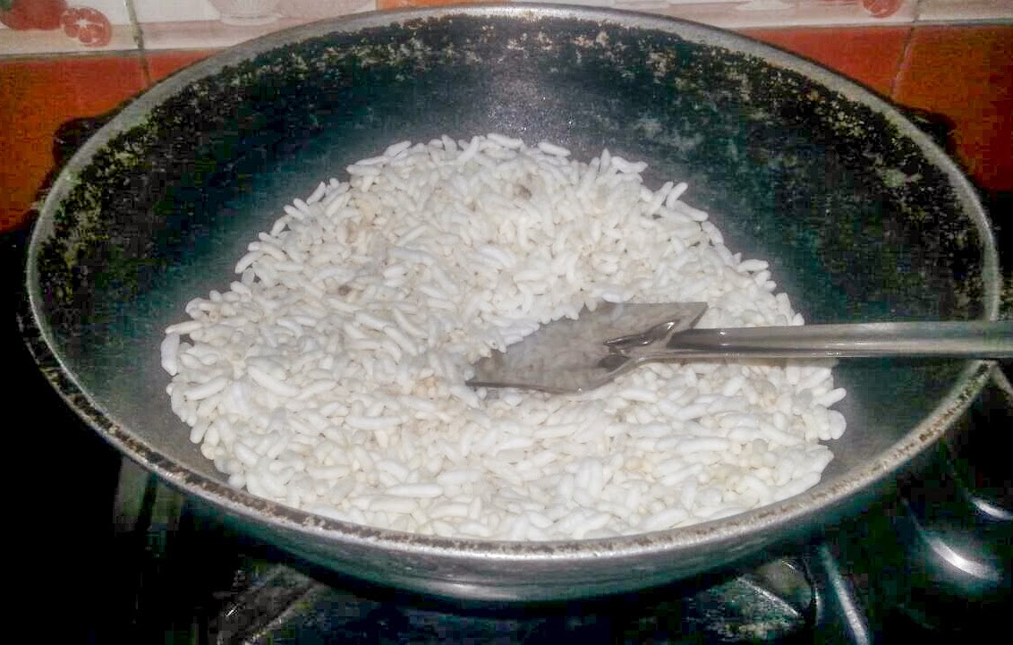 Roast Kurmura