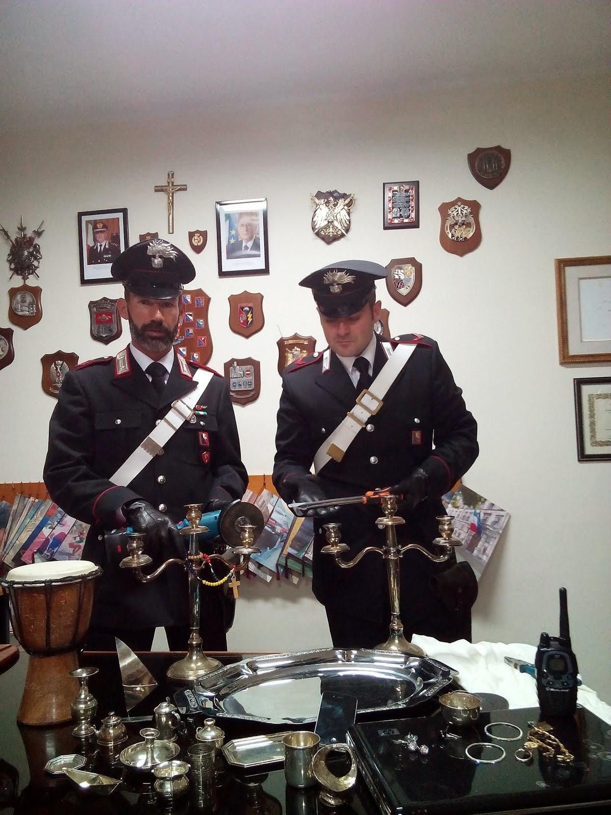 I Carabinieri di Puglia