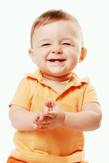 Fotos de Bebes Riendo