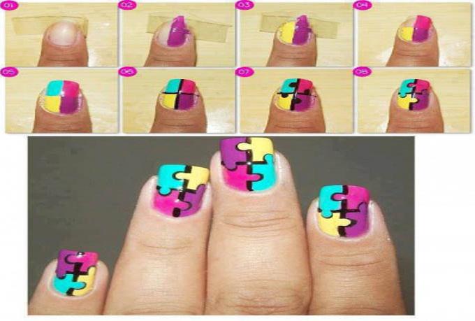 Beautifying Diy Nail Art Designs