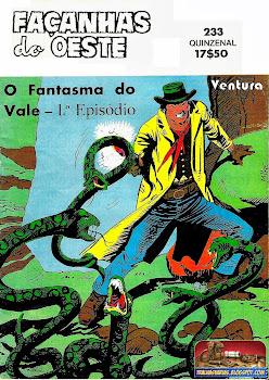 FAÇANHAS DO OESTE Nº 233