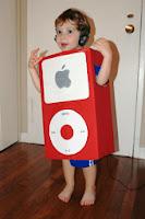 disfraz de iPod