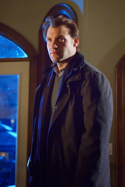 Corey Stoll as Dr. Ephraim Eph Goodweather in The Strain Season 1 Episode 4 It's Not for Everyone