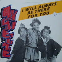 Anquette - I Will Always Be There For You-Get Off Your Ass And Jam (Vinyl,12'' 1989)(Luke Skyywalker Records)