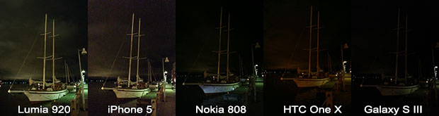 nokia lumia 920 vs iphone 5 vs galaxy s III, hasil jepretan kamera lumia 920