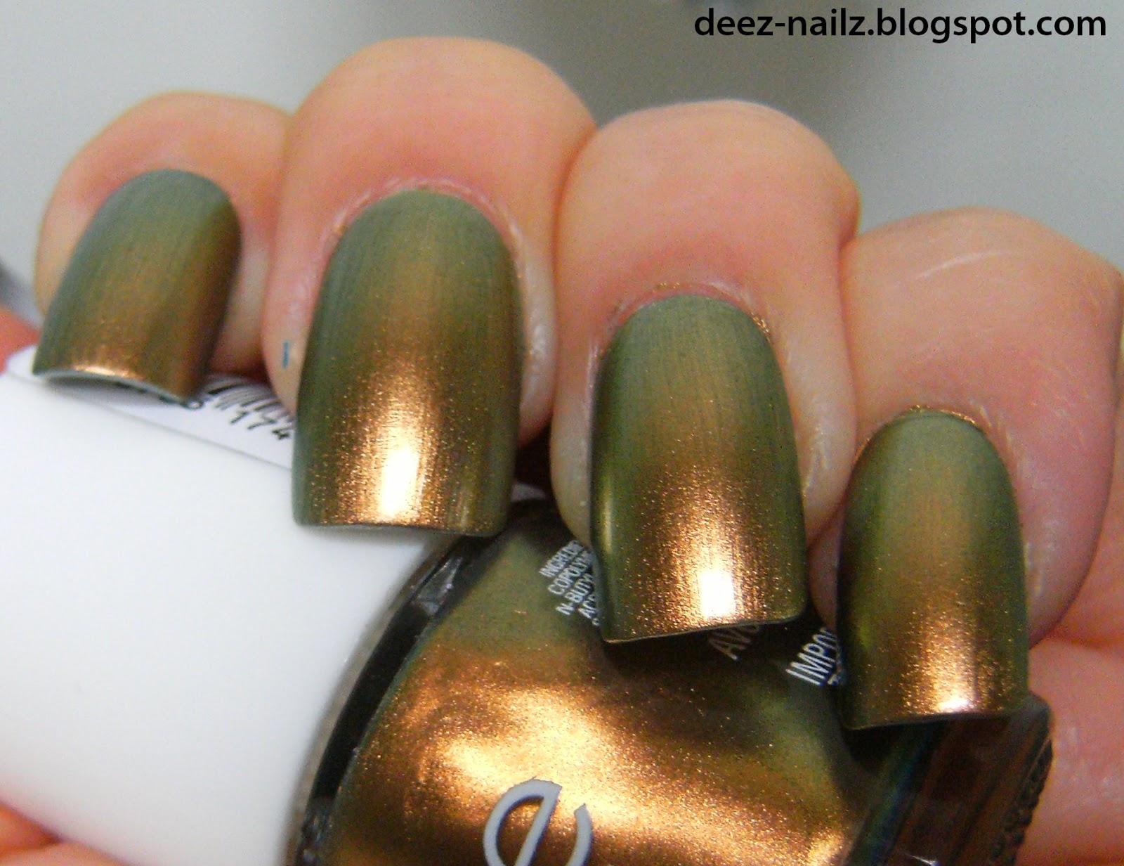 Deez Nailz: Joe Fresh Copper
