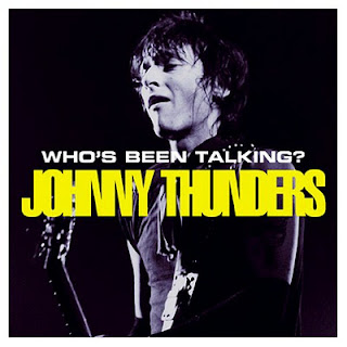 Johnny Thunders - 'Who's Been Talking?' Live DVD Review (MVD Video)