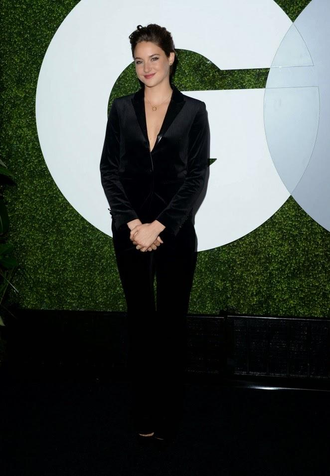 Shailene Woodley – 2014 GQ Men Of The Year Party in LA