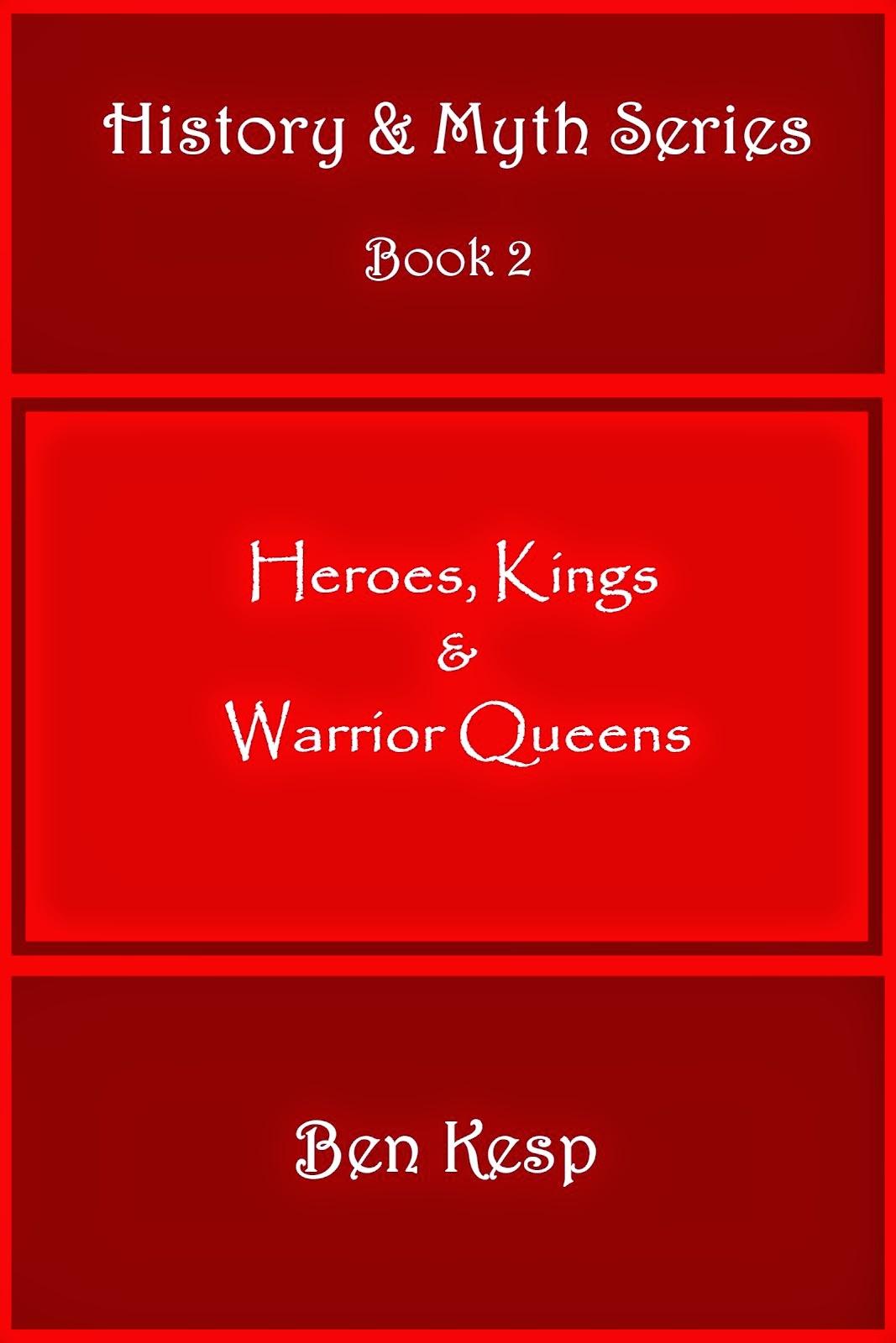 E-Book - Heroes, Kings & Warrior Queens