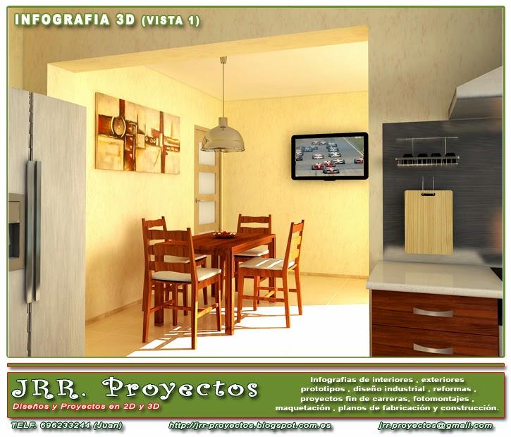 Jrr proyectos cocina comedor for Proyecto comedor industrial