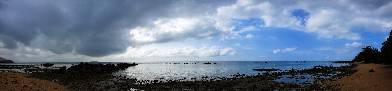 nouvelle calédonie, photo de voyage, calédonie, hienghen, panorama