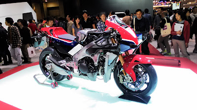 HONDA RC213V-S 東京モーターショー2015
