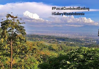 Puncak Ciumbuleuit Bandung | Tempat Wisata di Bandung