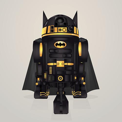 04-Steve-Berrington-Batman-v-Superman-and-their-Superhero-R2-D2-Friends-www-designstack-co