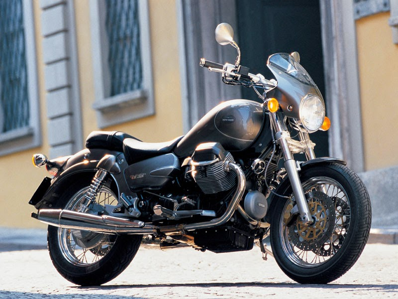Moto Guzzi California Titanium New Motorcycles