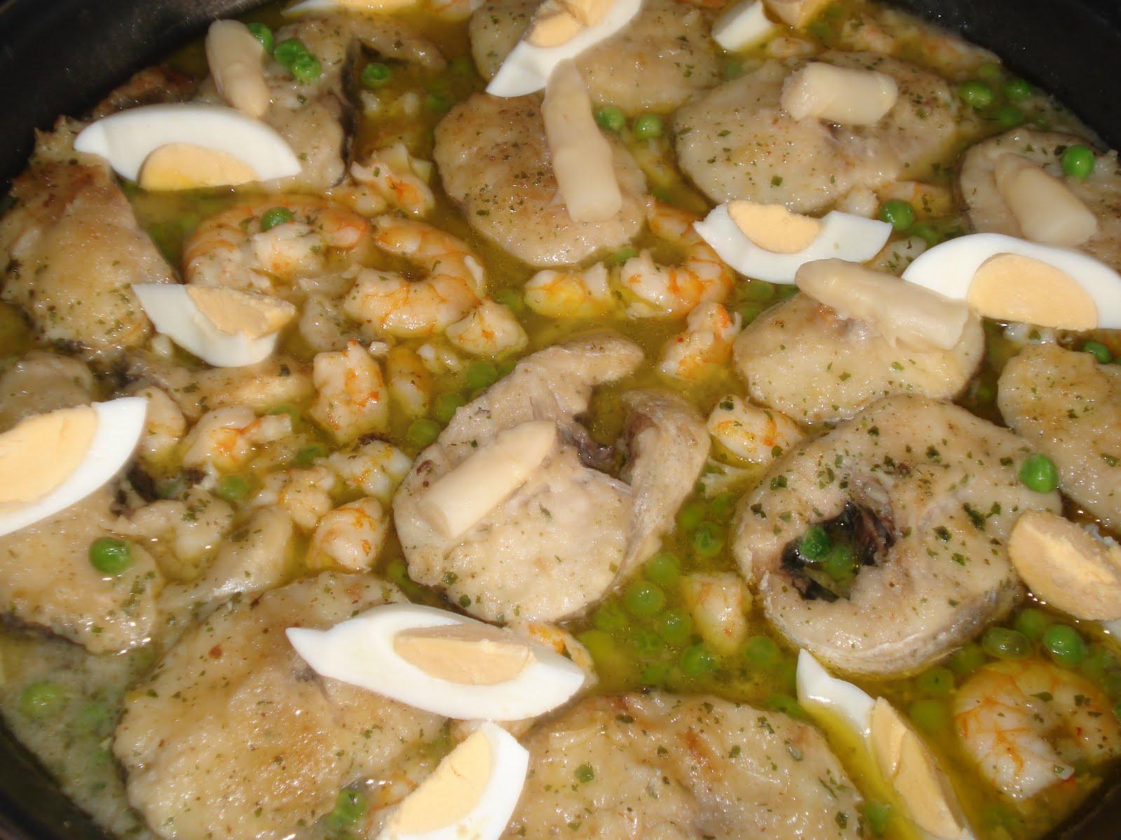 O do cocina de ana bugatto merluza a la vasca a la ani for Cocinar merluza a la vasca