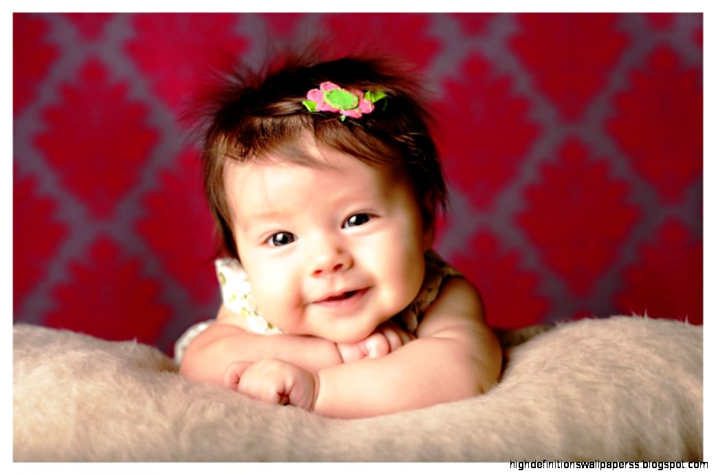 Sweet Cute Baby Smile Wallpapers Hd
