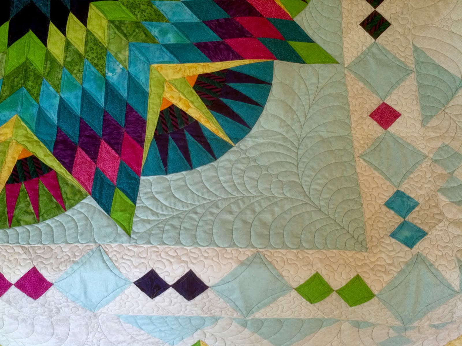 Quiltsmart Lone Star Quiltsmart Mariner's Compass