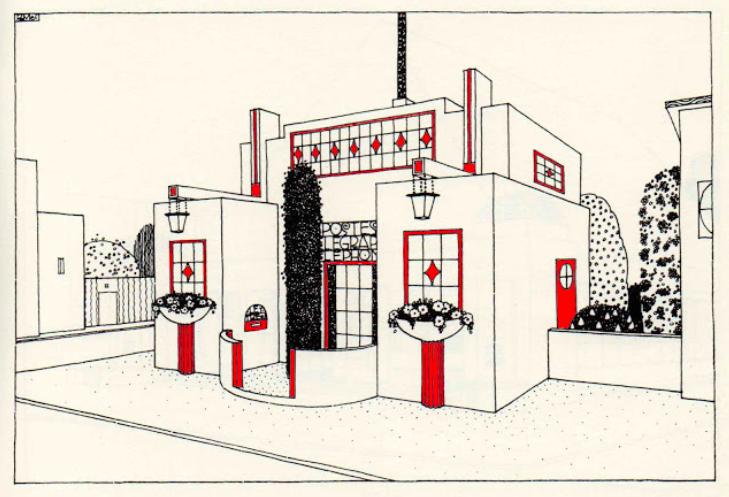 Une Cité Moderne 1917-1922