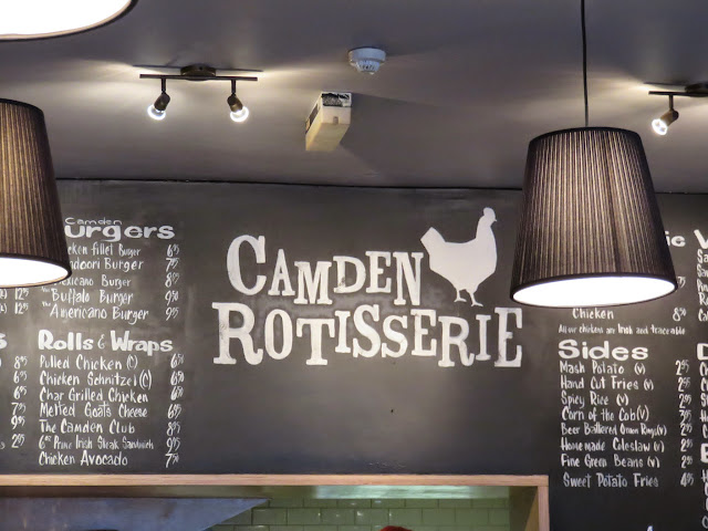 Camden Rotisserie Menu