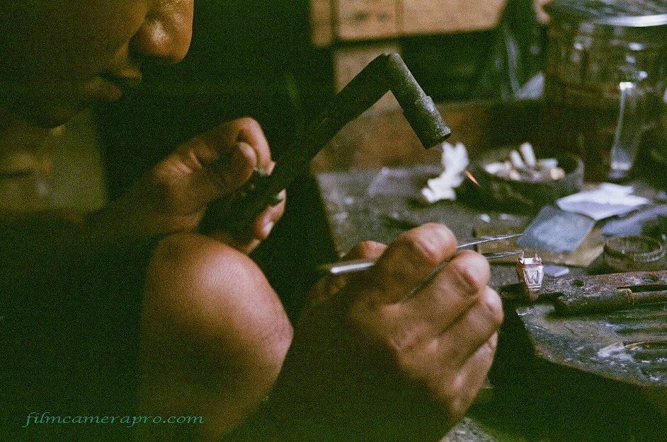iket perak handmade