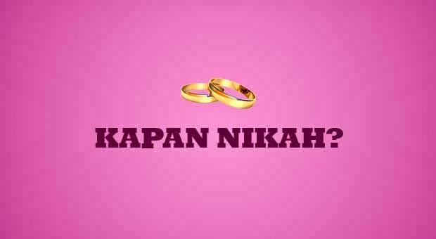 Tips Menjawab Pertanyaan 'Kapan Nikah?'