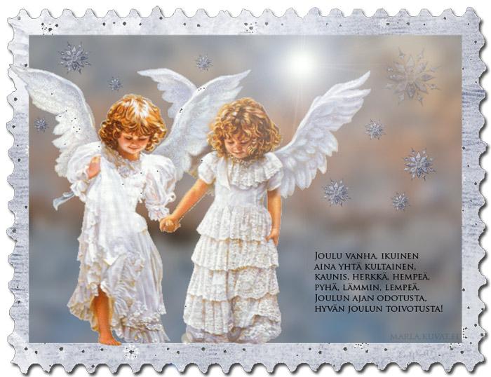 jouluruno SYDÄMEEN JOULUN TEEN: Uppo Nallen jouluruno jouluruno