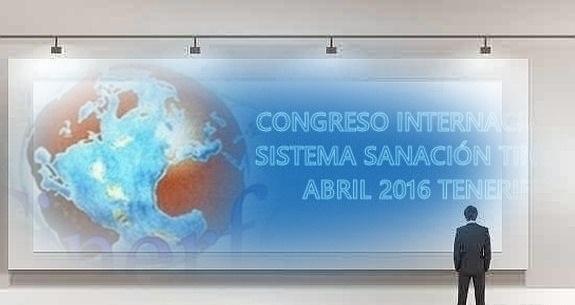 Segundo Congreso Internacional del Sistema Natural de Sanación Tinerfe