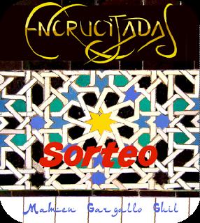 """Sorteo de """"Encrucijadas"""" de Mamen Gargallo"""