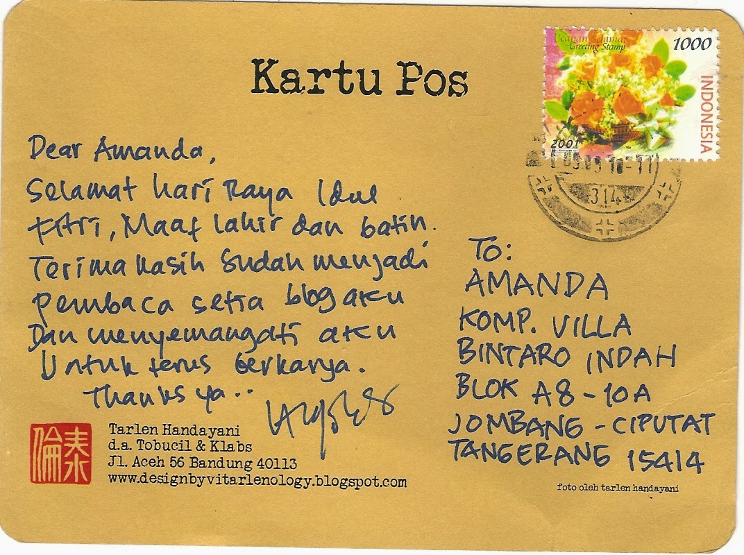 Jenis Jenis Surat Berdasarkan Wujud Surat Irfans Blog