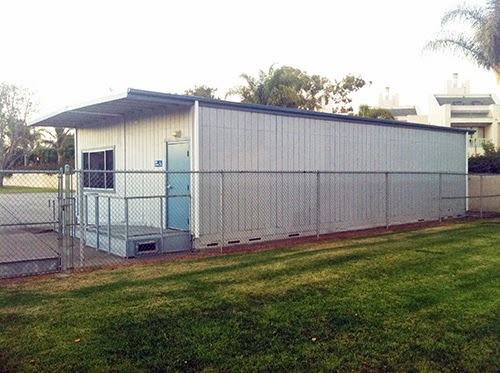Modular Classroom Rental : Modular building portable classroom office trailer