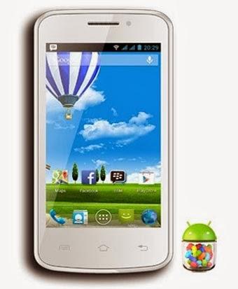 Smartphone Evercoss A28M