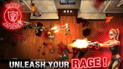 Rekillers : Zombie Defense v2.1 MOD APK+DATA