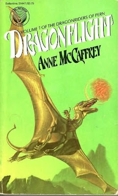 Dragonflight (Dragonriders of Pern: Book 1) by Anne McCaffrey
