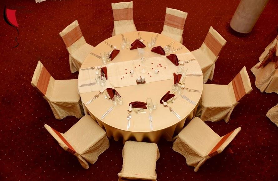 гръндж декорация за сватба